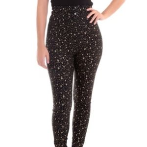 Nomi Atomic Star Trousers - Collectif London